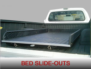 colmin-x racks - pickup and truck bed slides